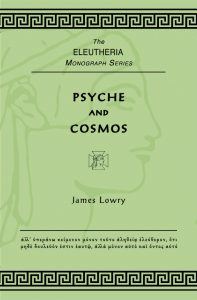 Cover for Psyche and Cosmos by James Lowry